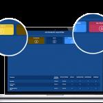 Zrzut ekranu pokazujący panel aktywności konsultantów - przydatne narzędzia managerów w call center