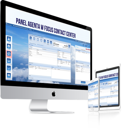 Focus Contact Center - wielofunkcyjny system do obsługi klienta