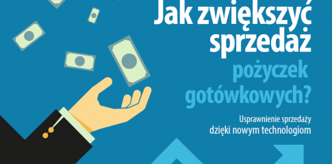E-book Jak zwiększyć sprzedaż pożyczek gotówkowych - okładka