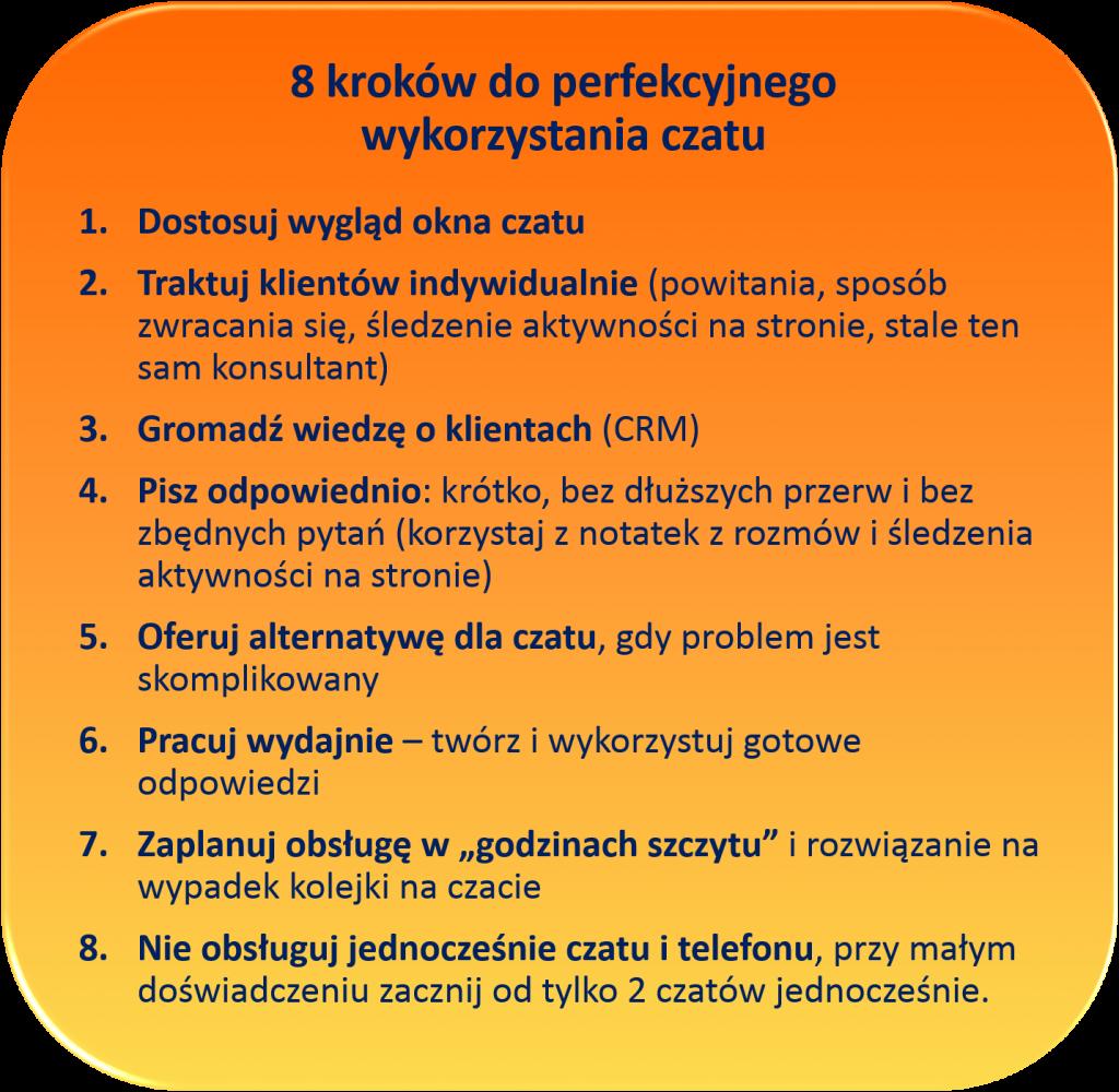 8 sposobów na czat na stronie sklepu internetowego