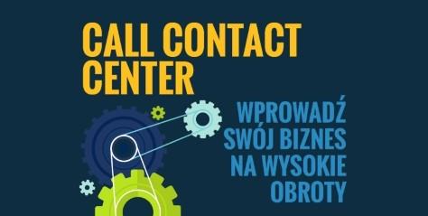 E-book Call contact center - wprowadź swój biznes na wysokie obroty