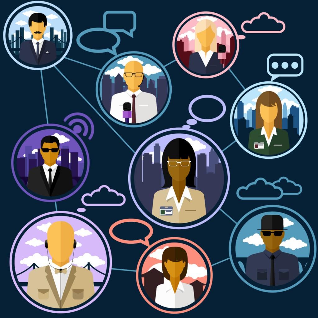 Telekonferencja jak zorganizować - tytuł