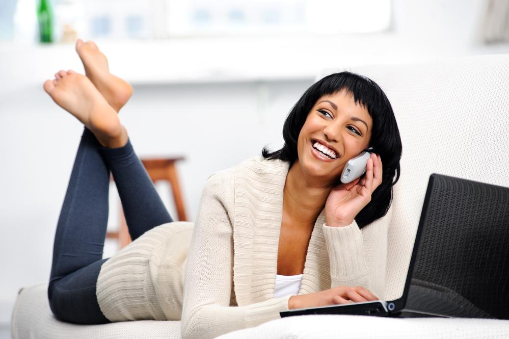 Telefon w obsłudze e-commerce