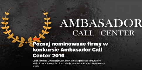 ambasador call center