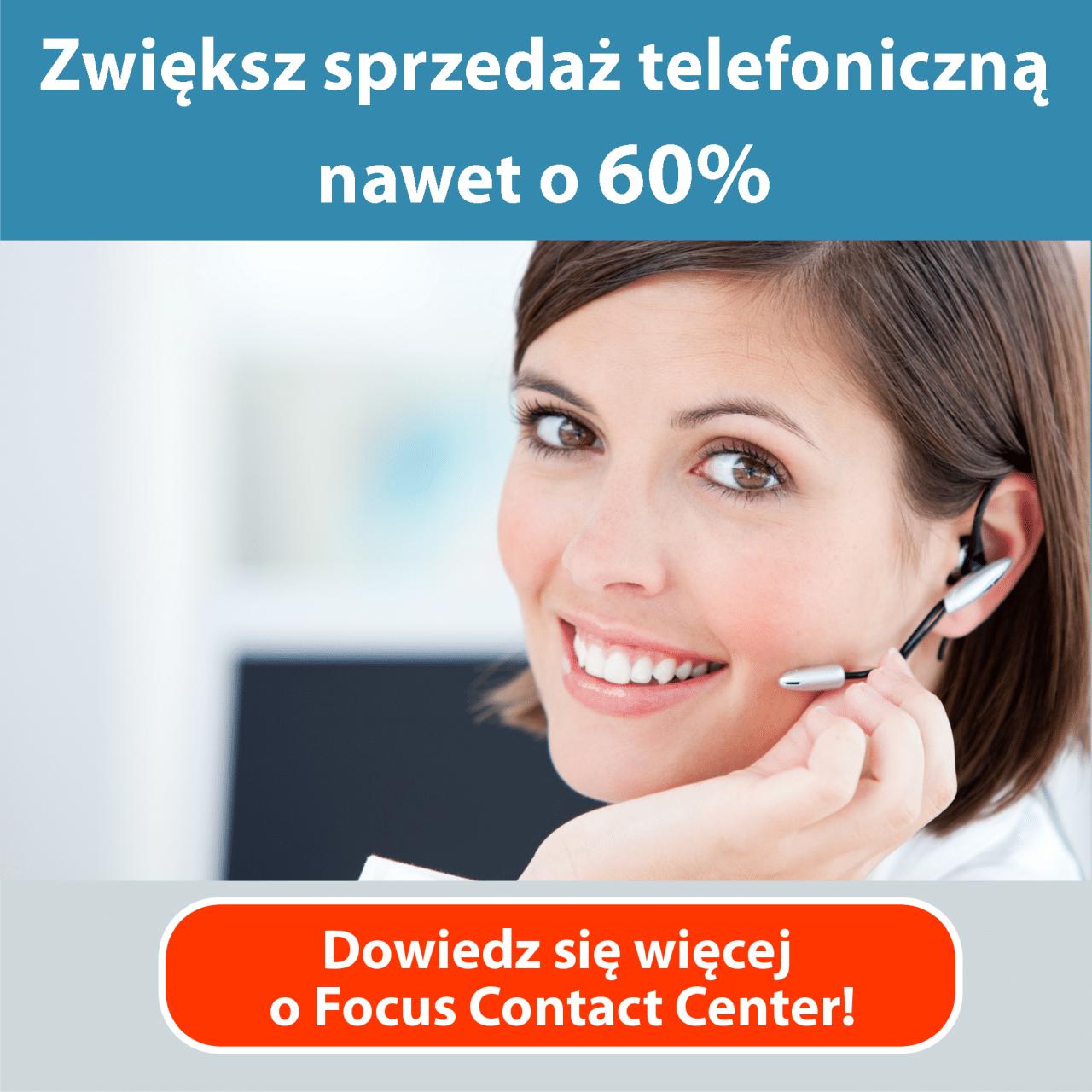 Zwiększ sprzedaż telefoniczną - tryb predictive, progressive, preview