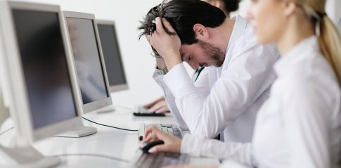 Problemy z obsługą klienta
