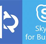 lync skype for business logotyp