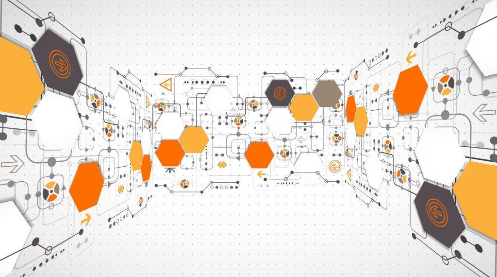 Trendy w komunikacji biznesowej - ilustracja systemów