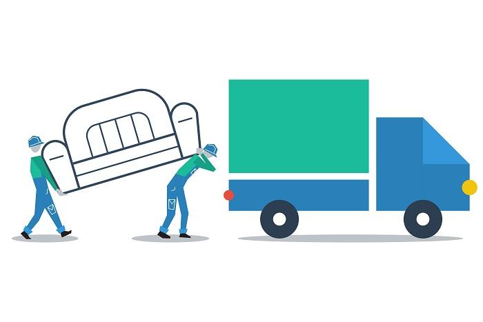 transport w branży meblarskiej