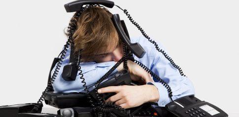 telefon w firmie