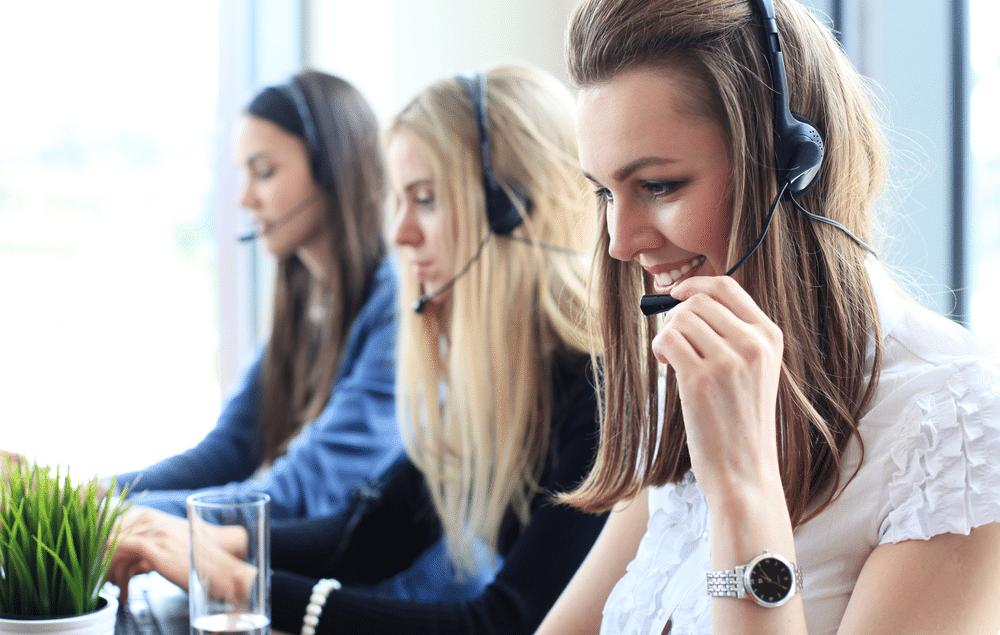 call center kobiety