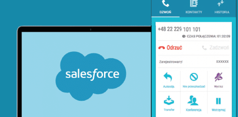Salesforce Click-2-Call by Focus Telecom Polska i Cloudity