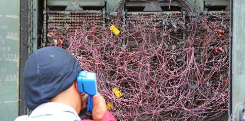 Migracja centrali telefonicznej - analogowa centrala telefoniczna
