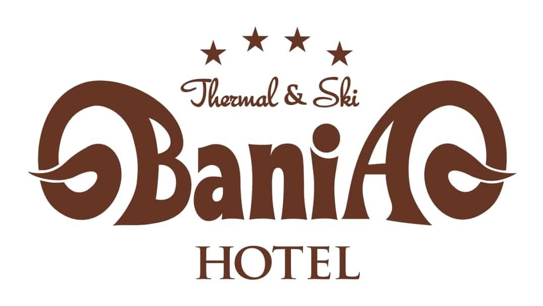Hotel Bania case study - Logo hotelu