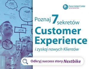 3 najważniejsze czynniki w obsłudze klienta - ebook Customer experience