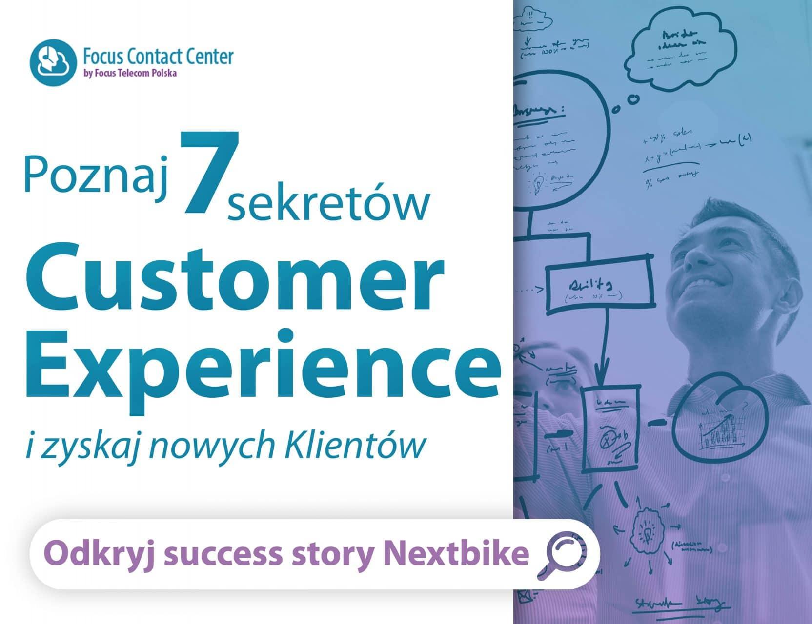 Case study biuro obsługi klienta - ebook customer experience