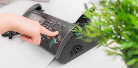 Wiertualny fax, fax online, faks przez internet, internetowy fax - tytuł